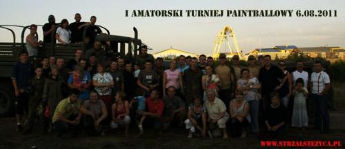 I amatorski turniej paintballlowy 2011