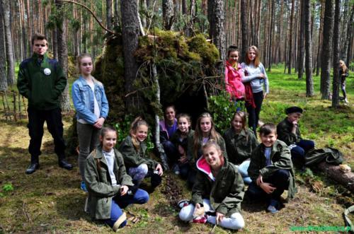 Obóz rekrut Debrzyno 2015