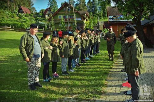 Wojskowa integracja 2017