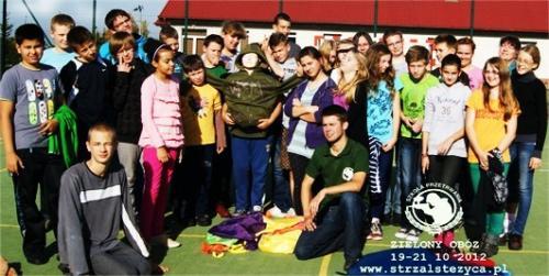 Zielony obóz 2012
